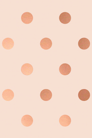 Blush with rose gold  - foil wrapping paper