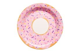 Donut  - paper plates