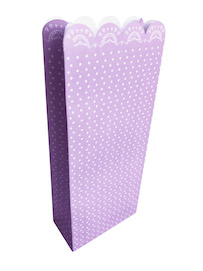 Lavender Lovely Lace  - treat bags