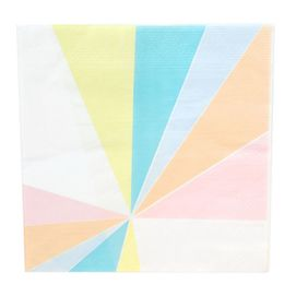 Pastel  - party napkins