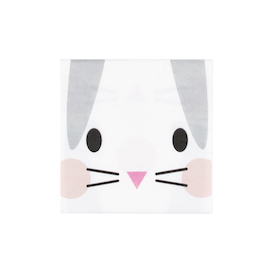 Rabbit Napkins